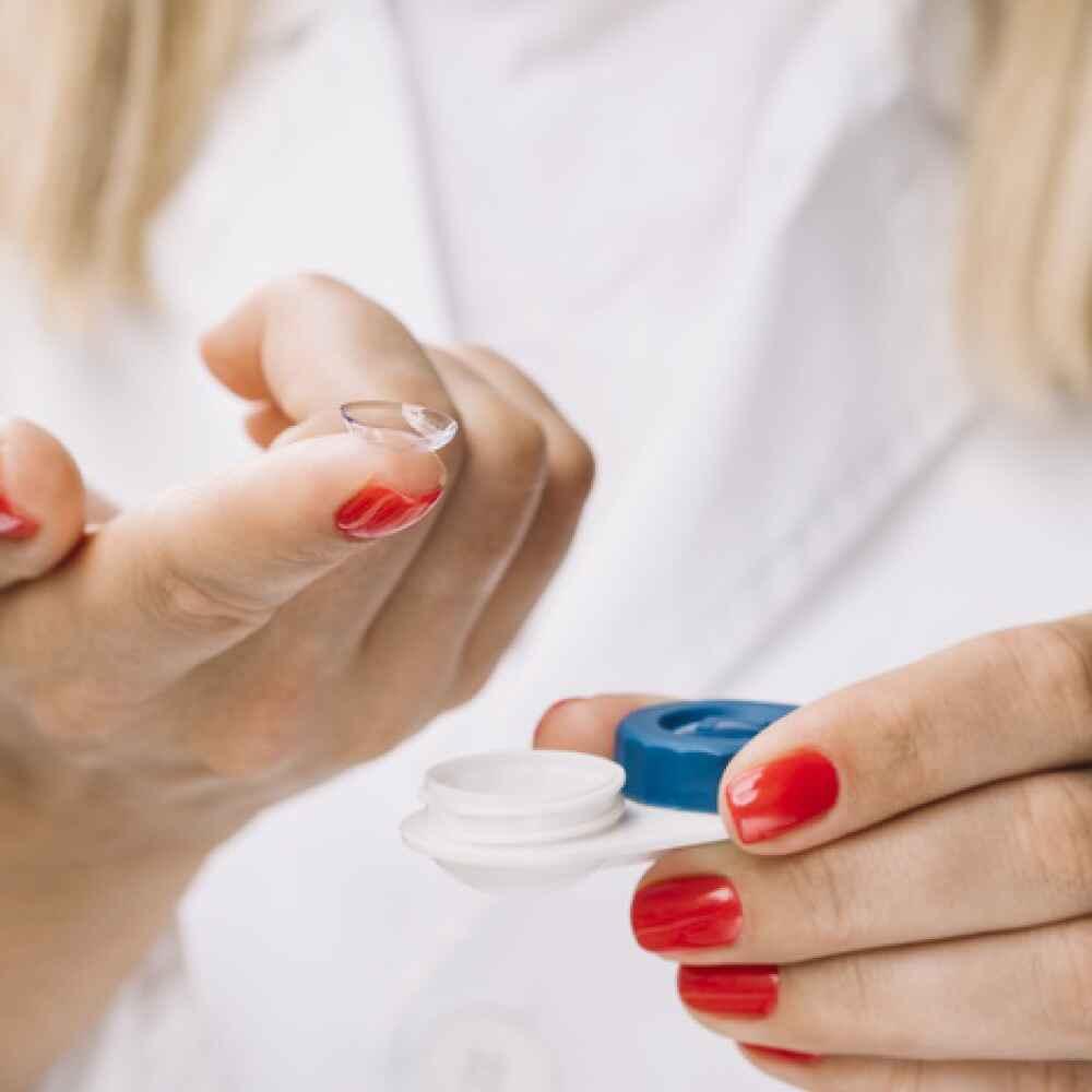 ¿Cómo adaptarse a los lentes de contacto?