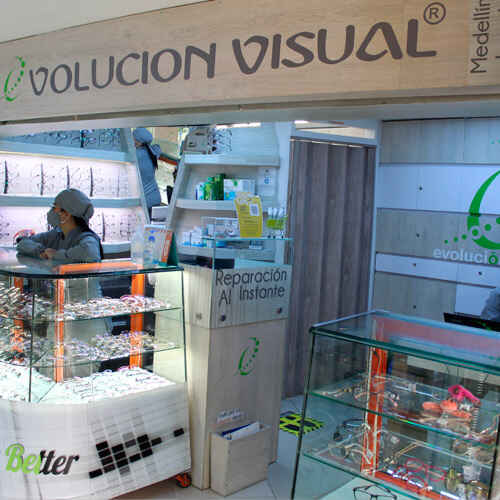 Evolución Visual Medellín