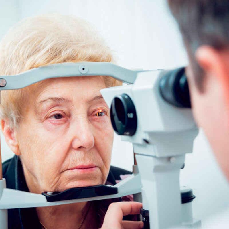 Principales afecciones oculares en las personas de edad avanzada