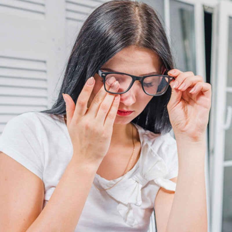 ¿Por qué se infectan los ojos?